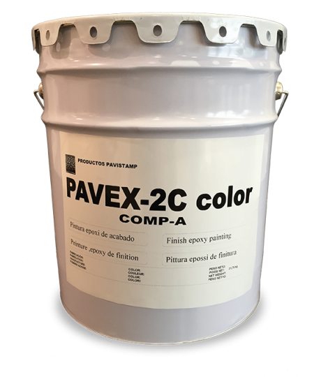 COLOR finish epoxy paint