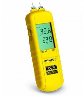 Higrómetro - medidor de humedad