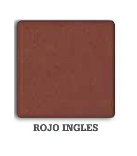 Color Rojo ingles