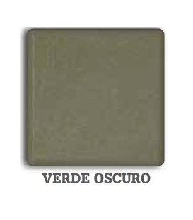 Color Verde oscuro