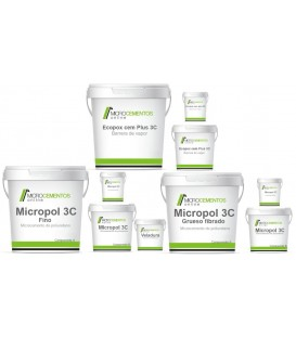 Micropol 3C Micro Mortar Kit