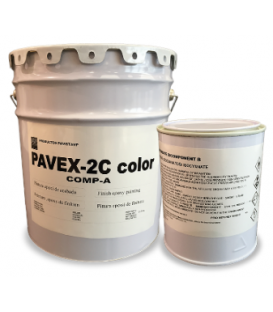 Solvent Epoxy Paint Kit