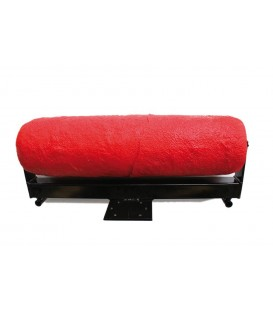 Roller for printed stone...