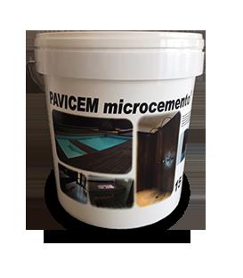 Pavicem fine microcement