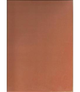 Microcement Orange Color