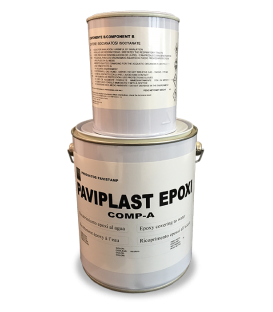 TRANSPARENT water-based epoxy paint