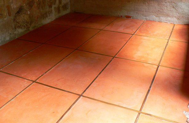 Pavimentación porche con Pavistamp Floor