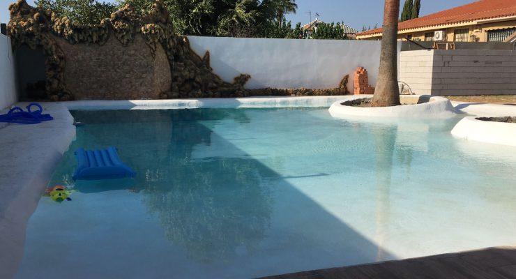 Como aplicar sistema de masilla en piscinas de arenas
