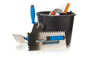 herramientas albañil microcemento