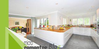 Ventajas de pavimento continuo en viviendas