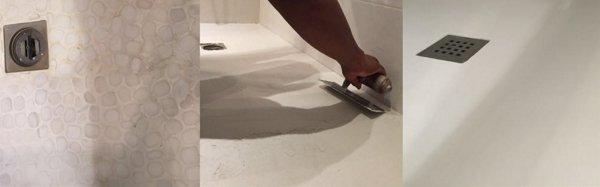 microcemento hogar interiores ducha