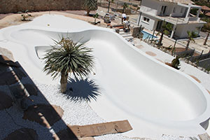 mejor piscina arena