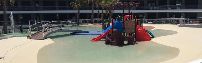 piscina arena renovar