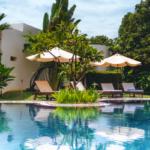 Cascadas, hidromasaje, isletas… Todo es posible en tu piscina de arena