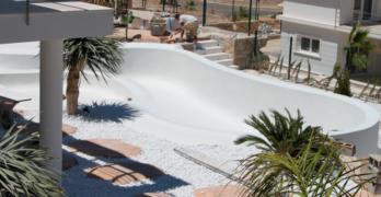 Aprovecha el otoño para la renovación de piscinas en campings y hoteles