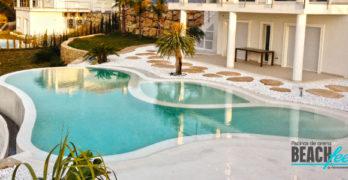 ¿Conoces el sistema más innovador para revestir piscinas?