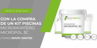 Envíos gratis en el kit de piscina Micropol