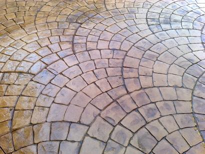 Pavimentos de hormig n impreso microcemento online - Hormigon decorativo para suelos ...