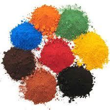 Pigmentos organicos